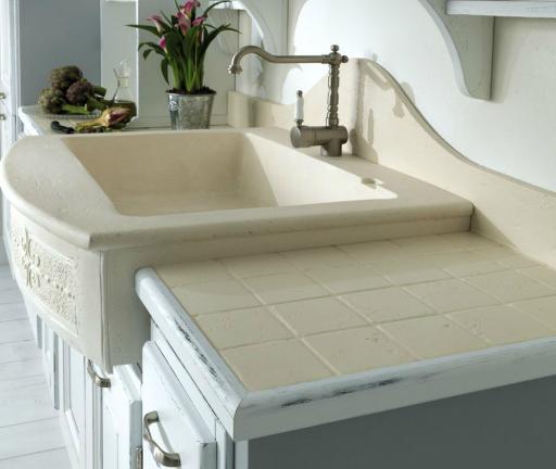 Lavelli per cucine - Vasca cucina fragranite ...