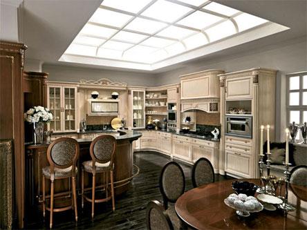 Cucine lusso classico - Cucine di lusso prezzi ...