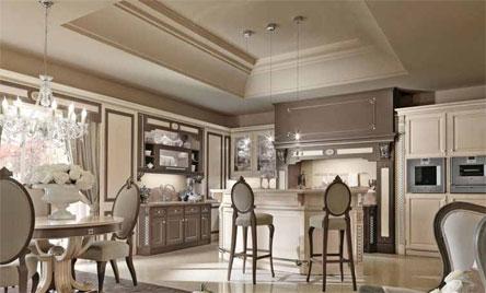 Cucine lusso classico - Immagini di cucine classiche ...