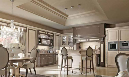 Cucine lusso classico - Cucine lussuose moderne ...