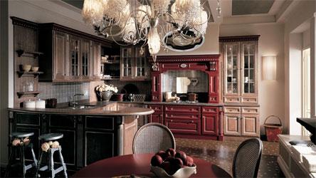Cucine lusso classico