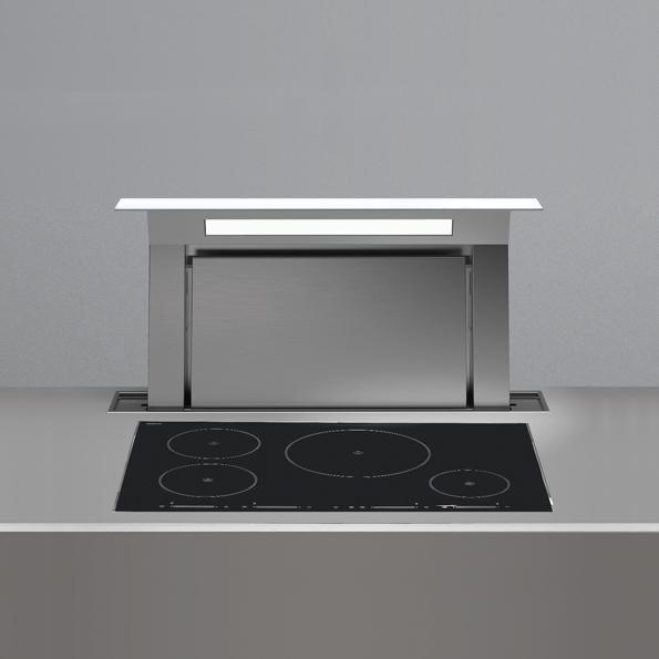 Cappe da cucina moderne for Cappa cucina design