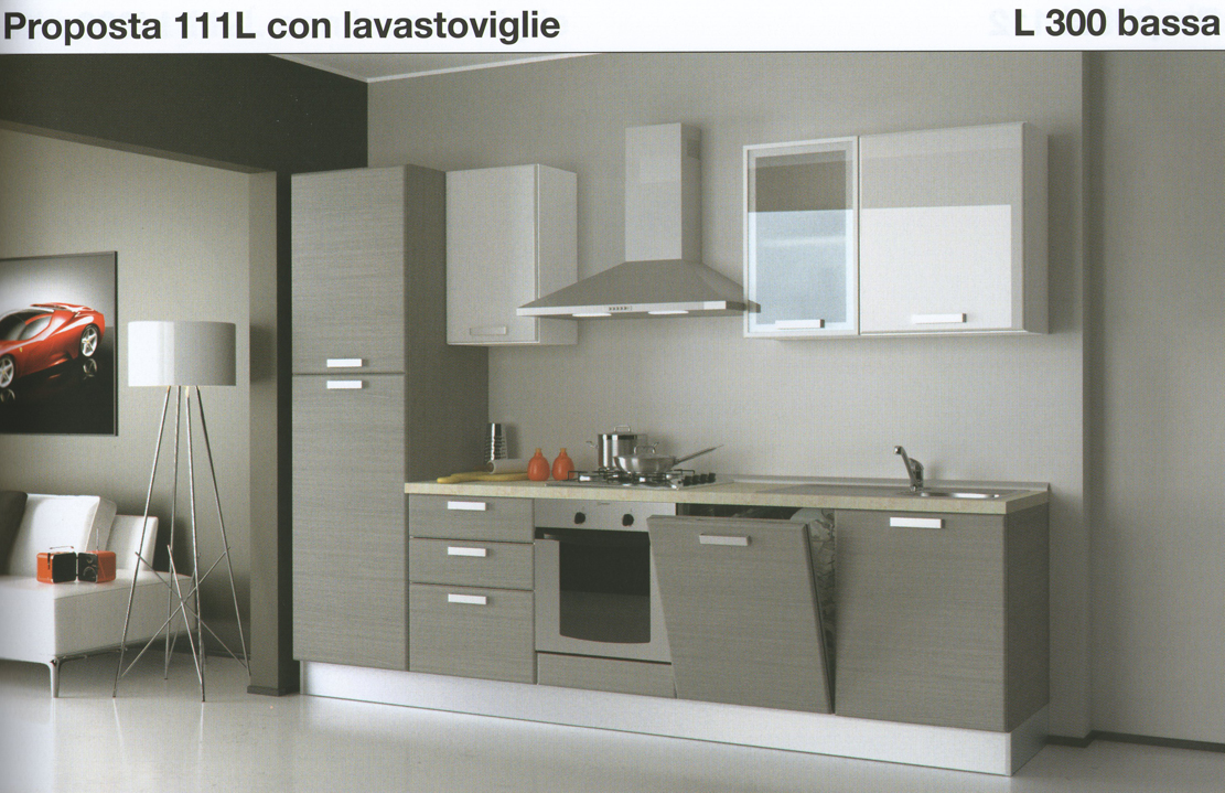 Modelli di piccole cucine for Modelli di cucine