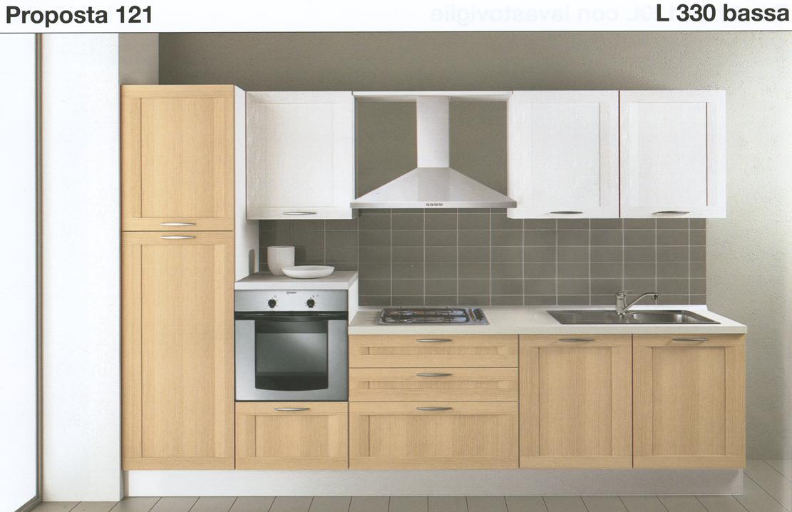 Modelli di piccole cucine for Piccole cucine ikea