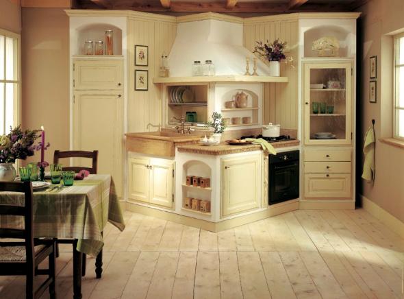 Modelli cucine in muratura for Modelli sedie cucina