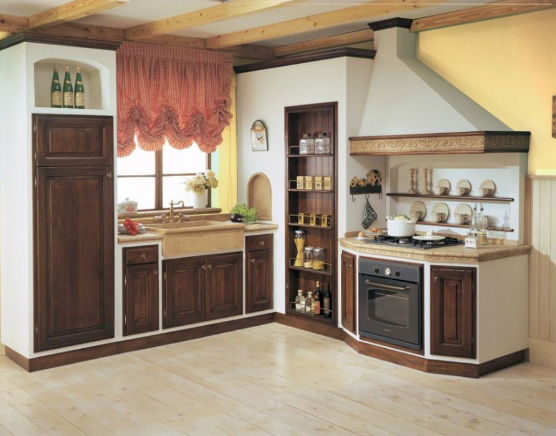 Modelli cucine in muratura - Modelli di cucine ...