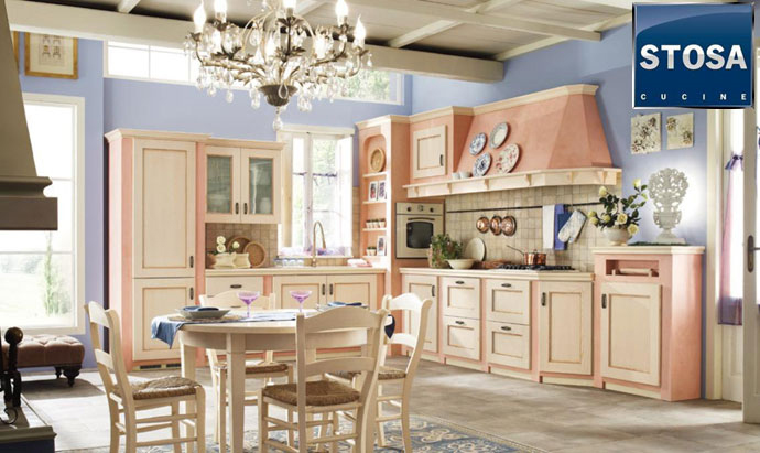 Modelli cucine in muratura - Progetto cucina muratura ...