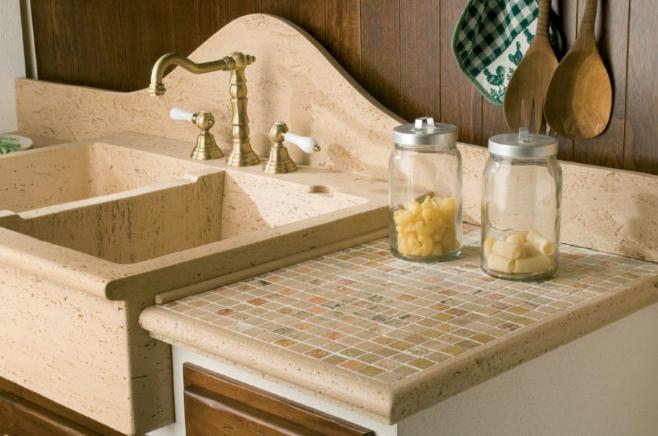 Lavelli per cucine muratura for Lavello cucina prezzi