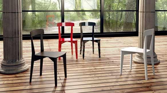 Sedie per cucine moderne for Sedie x cucine moderne
