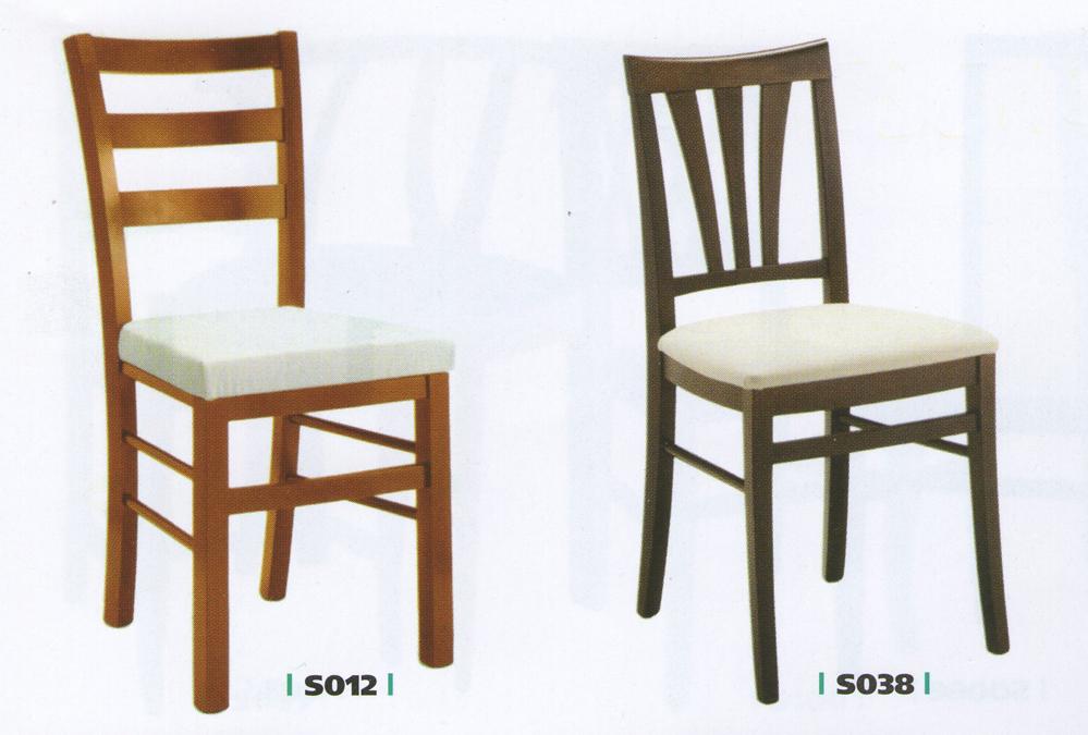 sedie per cucine moderne