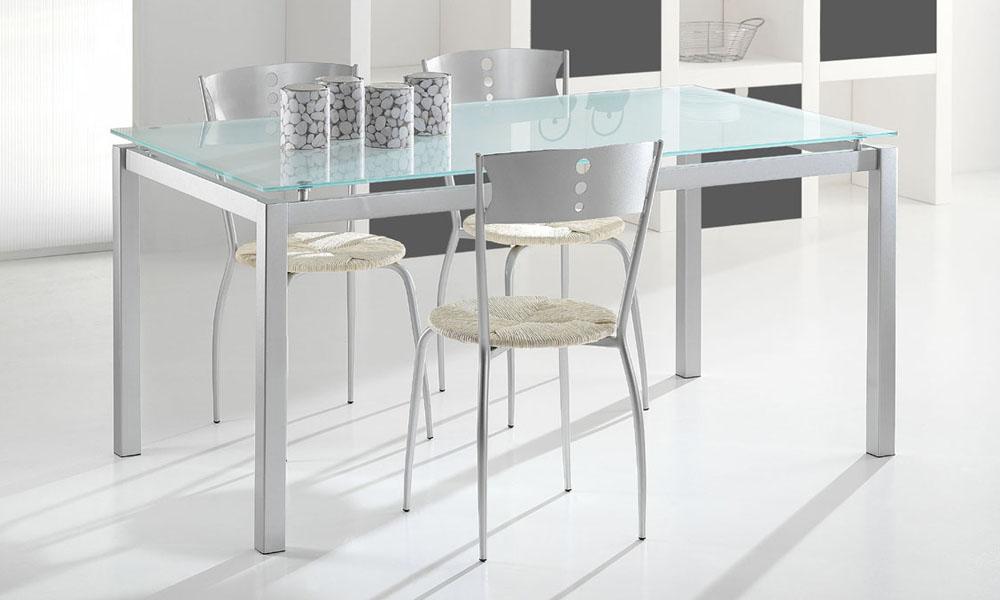 Tavoli da cucina moderni for Tavolo vetro allungabile amazon