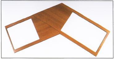 Piano basi in legno - Taglio top cucina ...
