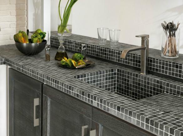 Beautiful top per cucine in muratura images - Pianali per cucine ...