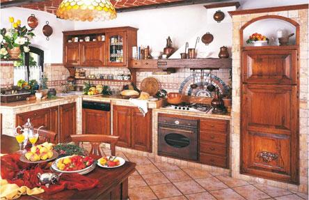 Complementi e accessori cucine in muratura - Cappa cucina in muratura ...