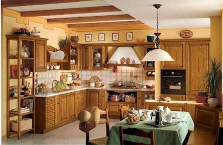 Arredamento rustico in muratura for Arredamento rustico casa