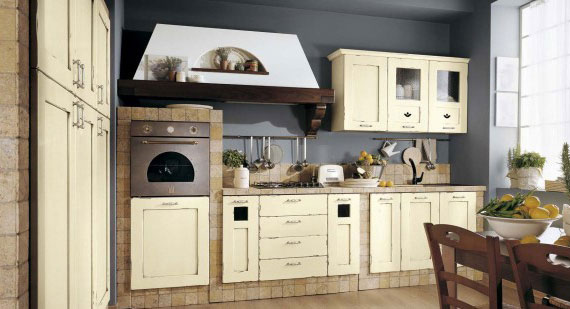 Preventivi cucine su misura - Cucine in muratura economiche ...