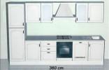 Piccola cucina 360 cm