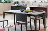 Sedie con tavoli Creo Kitchens