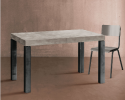 Sedie con tavoli Lube