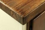 Piano basi in legno